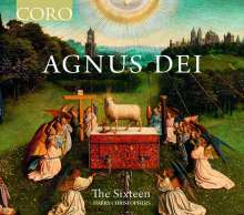 The Sixteen - Agnus Dei, CD