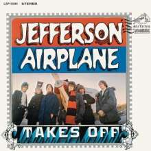 Jefferson Airplane: Takes Off, CD
