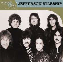 Jefferson Starship: Platinum & Gold Collection, CD