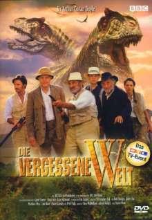 Die vergessene Welt, DVD