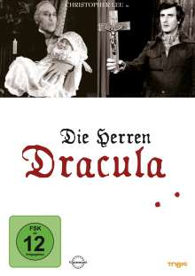 Die Herren Dracula, DVD