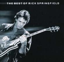 Rick Springfield: Best Of, CD
