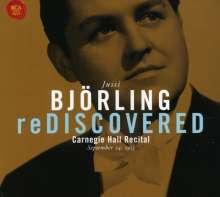 Jussi Björling - Rediscovered, CD