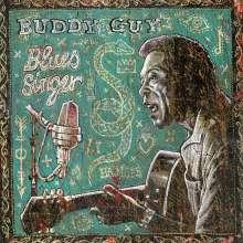 Buddy Guy: Blues Singer, CD