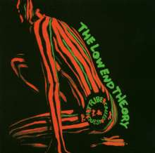 A Tribe Called Quest: The Low End Theory, CD