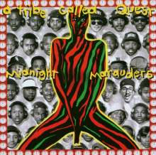 A Tribe Called Quest: Midnight Marauders, CD