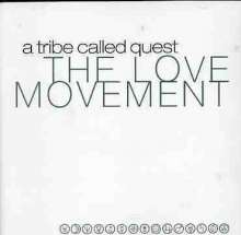 A Tribe Called Quest: The Love Movement, CD