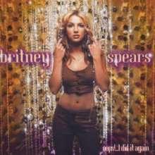 Britney Spears: Oops...I Did It Again, CD