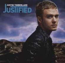 Justin Timberlake: Justified, CD
