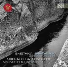 """Bedrich Smetana (1824-1884): Mein Vaterland (incl.""""Die Moldau""""), 2 CDs"""