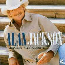 Alan Jackson: Greatest Hits Vol.II, CD