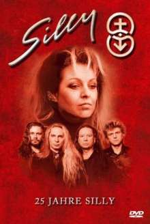 Silly: 25 Jahre Silly, DVD