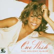Whitney Houston: One Wish: The Holiday Album, CD