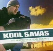 Kool Savas: Die besten Tage sind gezählt, 2 CDs