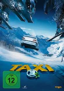 Taxi 3, DVD