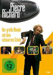 Pierre Richard: Der große Blonde mit dem schwarzen Schuh, DVD