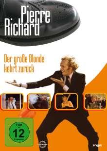 Pierre Richard: Der große Blonde kehrt zurück, DVD