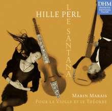 "Marin Marais (1656-1728): 4 Suiten für Viola da gamba - ""Pour le Violle et le Theorbe"", CD"