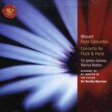 Wolfgang Amadeus Mozart (1756-1791): Flötenkonzerte Nr.1 & 2, CD
