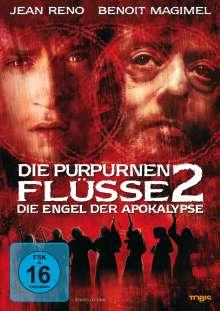 Die purpurnen Flüsse 2 - Die Engel der Apocalypse, DVD