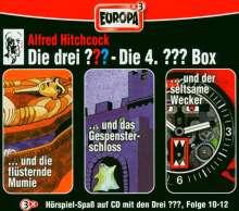 Die drei ??? - Die 04. Box, 3 CDs