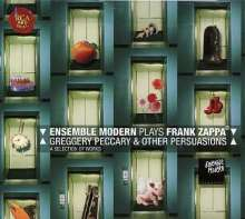Ensemble Modern plays Frank Zappa, CD