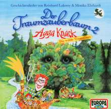 Der Traumzauberbaum 2. Agga Knack, CD