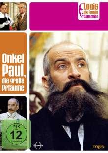 Louis de Funes: Onkel Paul, die große Pflaume, DVD