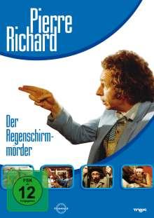 Pierre Richard: Der Regenschirmmörder, DVD