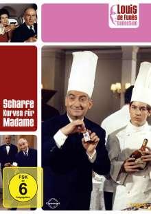 Louis de Funes: Scharfe Kurven für Madame, DVD