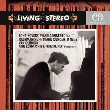 Peter Iljitsch Tschaikowsky (1840-1893): Klavierkonzert Nr.1, Super Audio CD