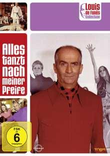 Louis de Funes: Alles tanzt nach meiner Pfeife, DVD