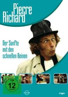 Pierre Richard: Der Sanfte mit den schnellen Beinen, DVD