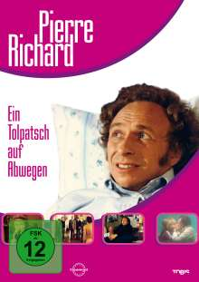 Pierre Richard: Ein Tolpatsch auf Abwegen, DVD