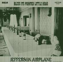 Jefferson Airplane: Bless It's Pointed Little Head, CD