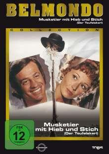 Musketier mit Hieb und Stich, DVD