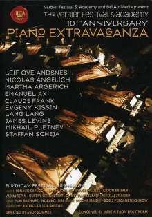 Piano Extravaganza - Verbier Festival 10th Anniversary, DVD