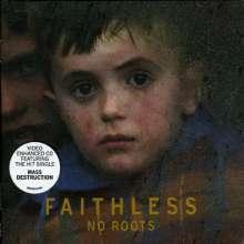 Faithless: No Roots (Enhanced), CD