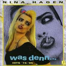 Nina Hagen: Was denn..., CD