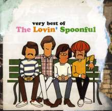 The Lovin' Spoonful: Very Best Of, CD
