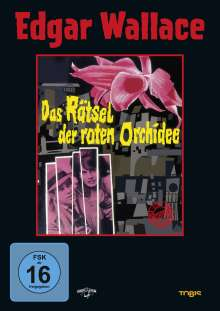 Das Rätsel der roten Orchidee, DVD
