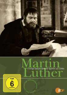 Martin Luther (1983), 2 DVDs