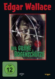 Der grüne Bogenschütze, DVD