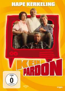 Kein Pardon, DVD