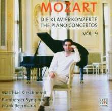 Wolfgang Amadeus Mozart (1756-1791): Klavierkonzerte Nr.15 & 23, CD