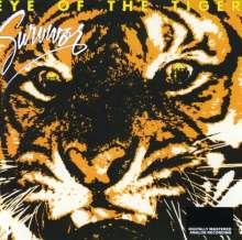 Survivor: Eye Of The Tiger, CD