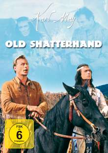 Old Shatterhand, DVD