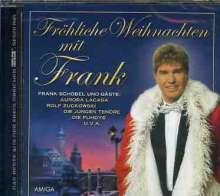 Frank Schöbel: Fröhliche Weihnachten mit Frank, CD