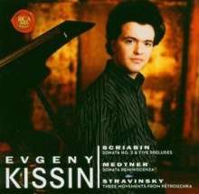Yevgeny Kissin - The Russian Album, CD