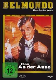 Das As der Asse, DVD